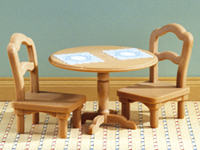 Classic Table & Chairs