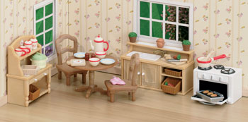 Cottage Kitchen Set