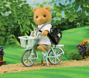 Doctor & Bicycle