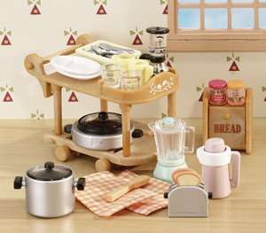 Kitchen Trolley Set