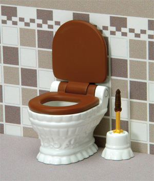 Luxury Toilet
