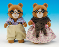 Marmalade Bear Grandparents