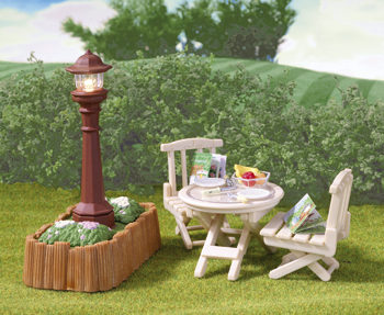 Patio & Garden Lamp Set