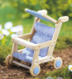 Baby Pushchair (Blue)