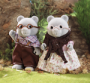 Evergreen Grey Bear Grandparents