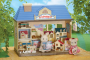 The Sylvanian Toy Shop